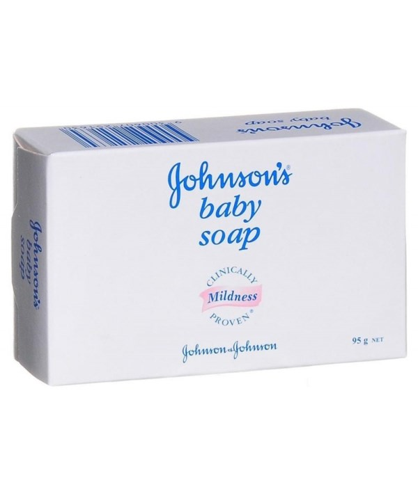 J &J® BABY SOAP 100gr- REGULAR- 96/CS
