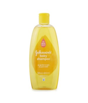 J &J® BABY SHAMPOO 300ml- GOLD- ORIGINAL - 24/CS