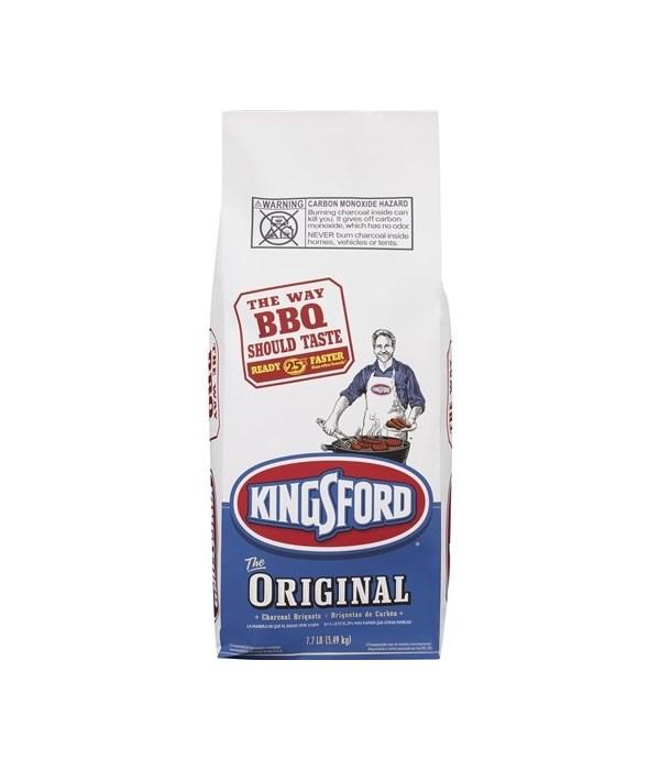KINGSFORD® BRIQUETS- 6/7.7LB