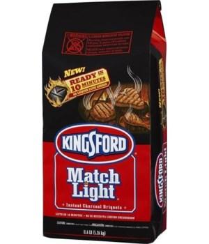KINGSFORD® MATCHLIGHT BRIQUETS- 6/6.2 LB