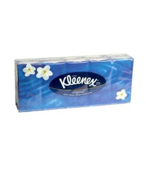 KLEENEX� 10 PACK- ORIGINAL- 24/CS