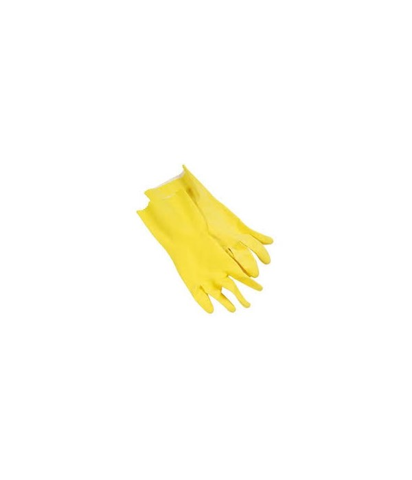 LATEX  GLOVES 12's-SMALL