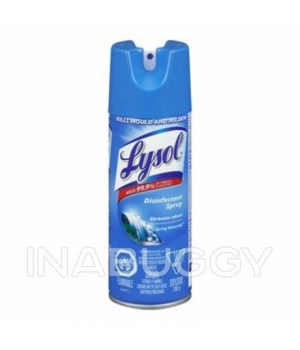 LYSOL® SPRAY 539gr - SPRING WATERFALL- 12/CS