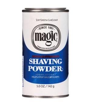 MAGIC® SHAVE 5oz - BLUE - 6/UNIT (72790000157)
