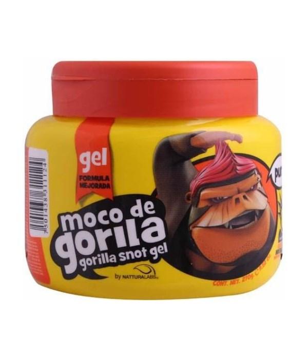 MOCO DE GORILA� HAIR GEL 270gr - PUNK - 12/CS