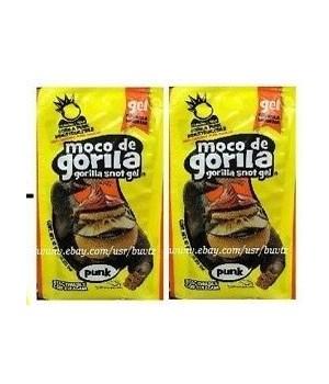 MOCO DE GORILA� HAIR GEL 50 PACK- PUNK - 3/CS