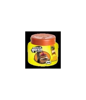 MOCO DE GORILA® HAIR GEL 9.5 OZ - YELLOW (PUNK) - 12/CS