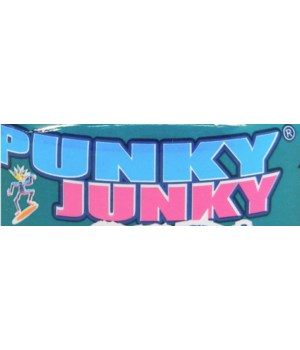 PUNKY JUNKY® HAIR GEL  250gr  JAR - 24/CS