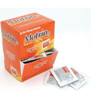 MOTRIN® TABLET BOX 50'S