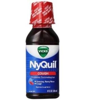 NYQUIL® LIQ 12/8oz CHERRY
