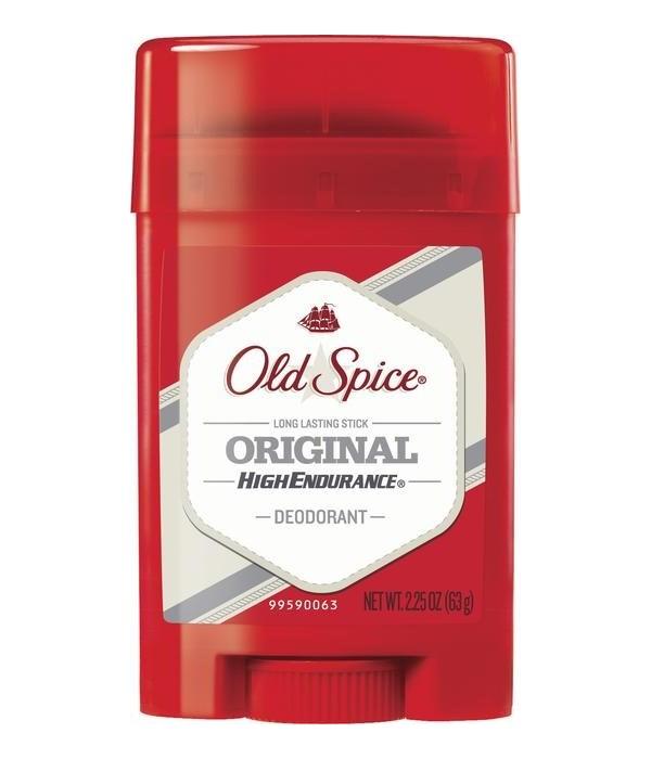 OLD SPICE® DEODORANT 2.25oz - HIGH ENDURANCE ORIGINAL -12/CS