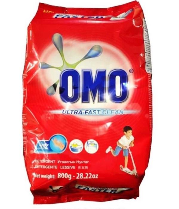 OMO® STD- DETERGENT POWDER 800G(28.22oz)- 18/CS (ITEM# 21030601)