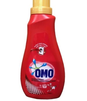 OMO® LIQUID DETERGENT BOTTLE 33.8 OZ (1 LITER) -  12/CS