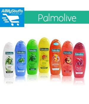 PALMOLIVE® SHAMPOO 350ml- NEW MAN INVIGORATING (ANTI DANDRUFF)- 12/CS