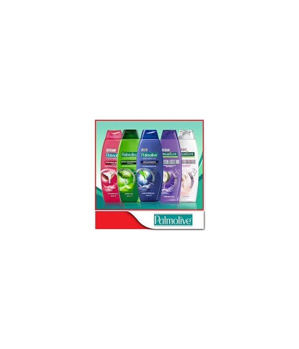 PALMOLIVE® SHAMPOO 350ml- NEW SOFTLY-LISS- 12/CS