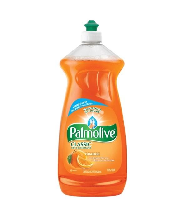 PALMOLIVE® DWL 28 OZ - ORANGE - 9/CS (21057)
