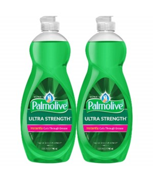 PALMOLIVE® DWL 32.5 OZ (961 ml) - ULTRA STRENGTH ORIGINAL - 4/CS (5369A)