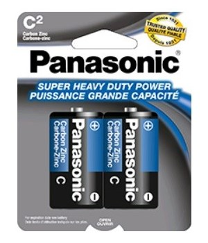 PANASONIC® BATTERY C2 H.D - 48/CS ( 073096500204 )