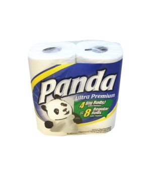PANDA® BATH TISSUE 200 SHEETS- 24 PACK