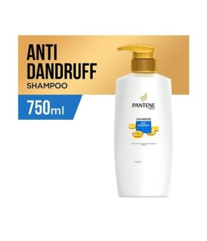 PANTENE® SHAMPOO 750ml- PRO V ANTI DANDRUFF- 6/CS