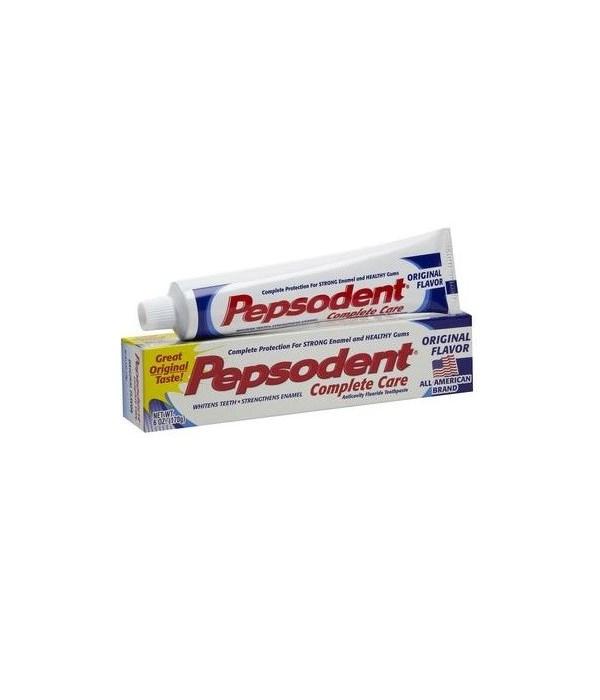 PEPSODENT® T/P 5.5 OZ - COMPLETE CARE ORIGINAL (CAVITY PROTECTION) - 24/CS (00092)