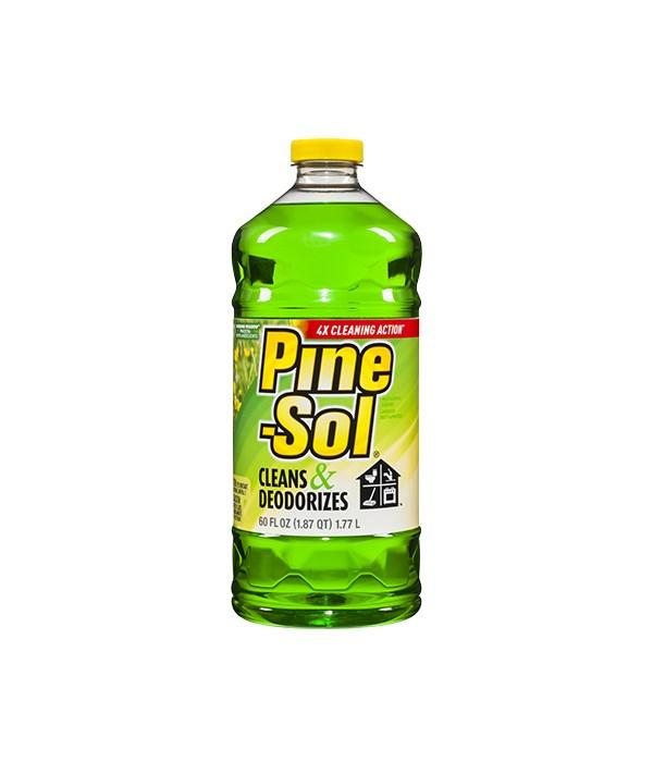 PINE SOL® CLEANER 60oz -SUNSHINE MEADOW- 6/CS