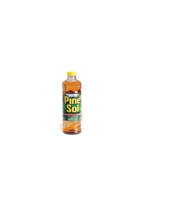 PINE SOL® CLEANER 28oz (828ml) -REGULAR 12/CS