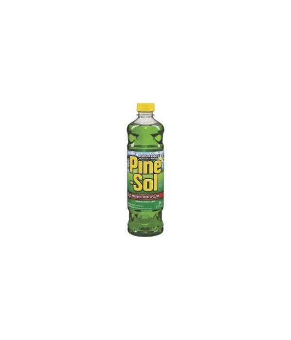 PINE SOL� CLEANER 28oz -MOUNTAIN ENERGY 12/CS