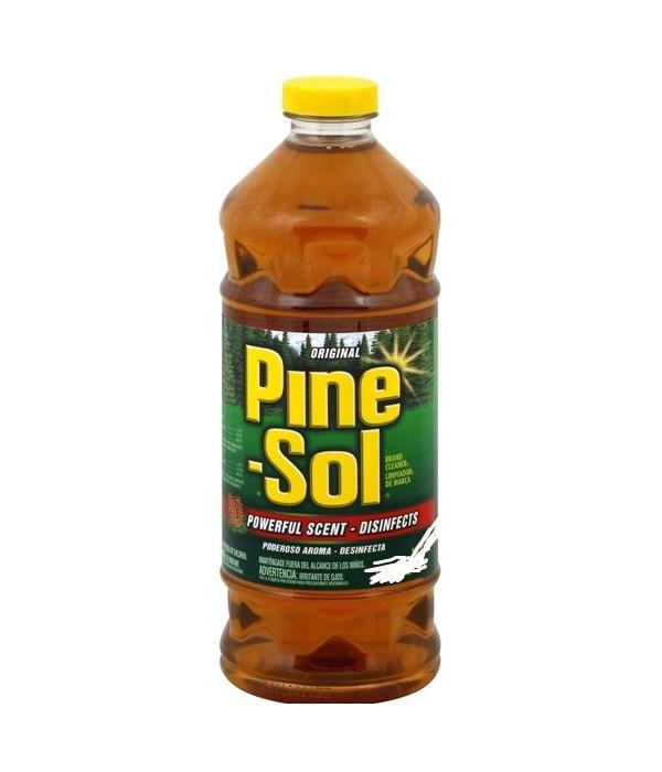 PINE SOL� CLEANER 47.7oz -ORIGINAL 12/CS