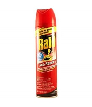 RAID® ANT & ROACH KILLER 12/12oz- OUTDOOR FRESH (21612)
