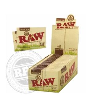 RAW® CLASSIC ARTESANO 1-1/4 + TIPS + TRAY-  15'S