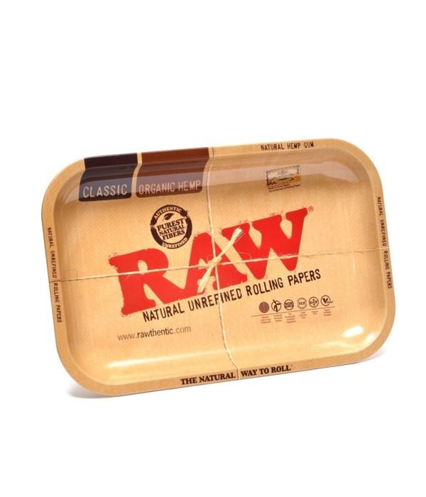 RAW® ORGANIC HEMP CONNOISSEUR 1 1/4 + TIPS 24'S