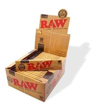 RAW® CLASSIC KING SIZE SLIM- 50'S