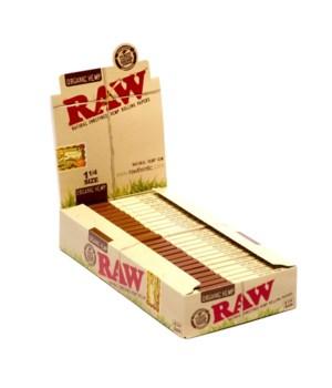 RAW® CLASSIC 1 1/2 PAPER 25'S
