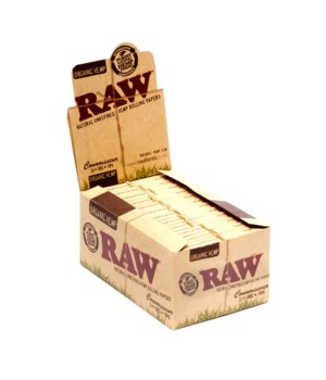 RAW® CLASSIC ARTESANO KING SIZE SLIM + TIPS + TRAY- 15'S