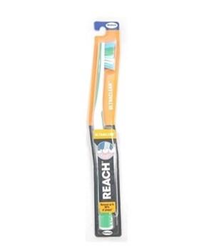 REACH® TOOTH BRUSH  ULTRA CLEAN - MEDIUM /72'S  (99225)