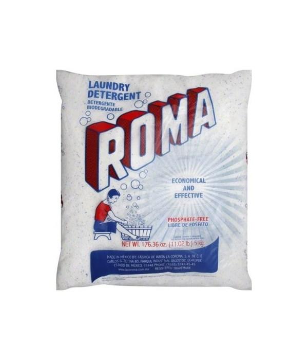 ROMA® DETERGENT 11 LB- 4/CS