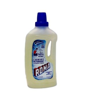 ROMA® DETERGENT LIQUID 33.8 OZ - 12/CS