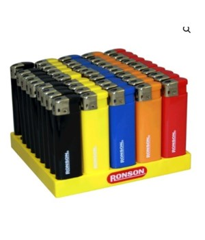 RONSON® LIGHTER 150 PC TRAY DISPLAY