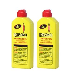 RONSON® LIGHTER FLUID 5oz - 24/CS