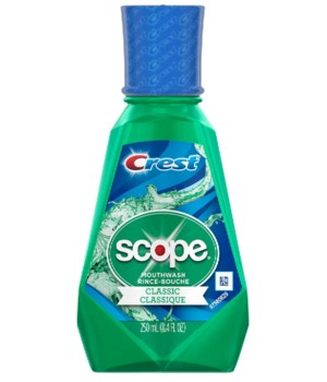 SCOPE 12/250ml REG