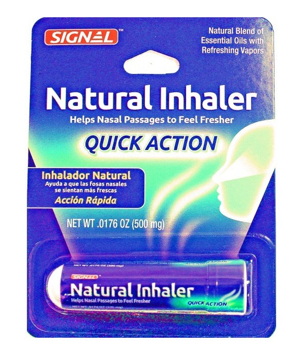 SIGNAL NATURAL INHALER 24/CS