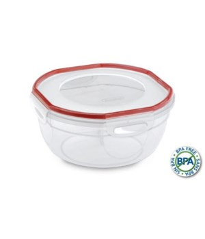ULTRA SEAL CLR 2.5QT BOWL