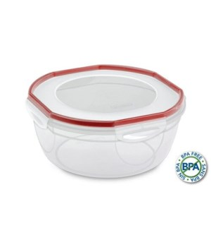 ULTRA SEAL CLR 4.7QT BOWL