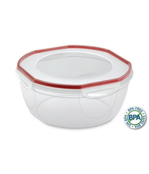 ULTRA SEAL CLR 8.1QT BOWL 2PK