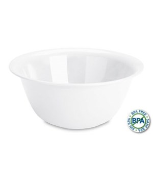 BOWL WHITE 6 QUART 12 PK