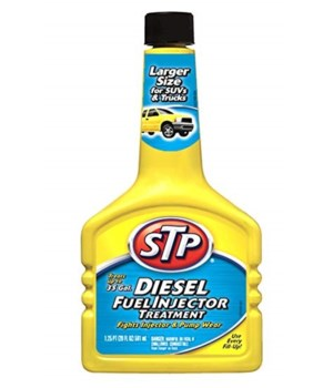 STP® DIESEL FUEL TREATMENT/INJECTOR CLEANER 20OZ- 6/CS