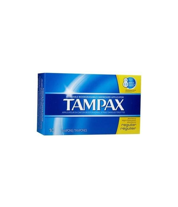 TAMPAX 12/10's REG - ( 20831 )