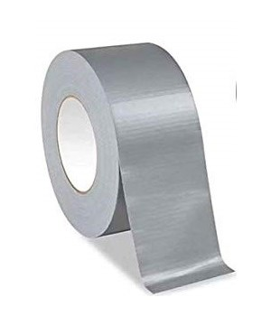 "ELEMENTS® DUCT TAPE SILVER 1.89"" X 10 YARD 48/CS"