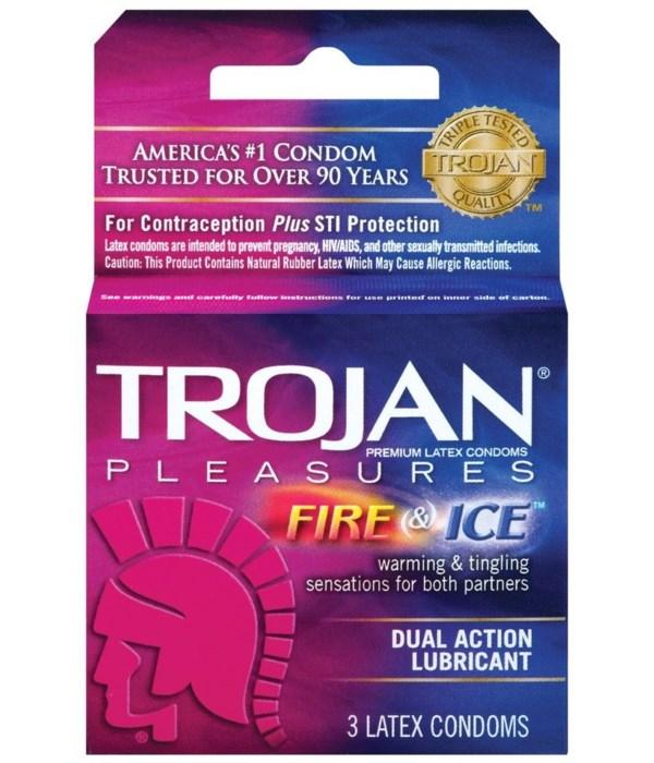 TROJAN® 12/3'S- FIRE N ICE 96003/20500218